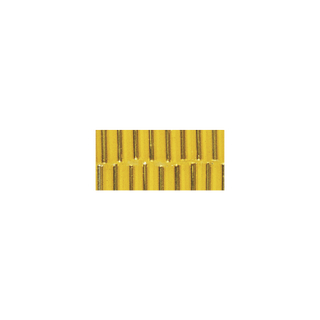 Chevilles en verre. 7/2 mm<br />jaune