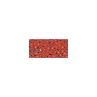Perles indiennes. 4.5 mm ø<br />orange