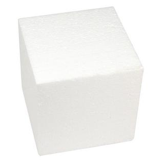 Cube en polystyrene<br />15x15x15 cm