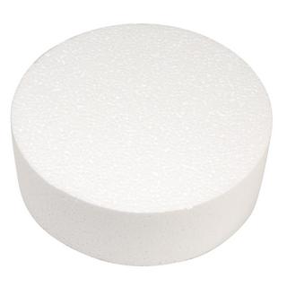 Disque en polystyrene<br />ø 20 cm, 7 cm