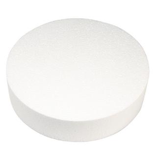 Disque en polystyrene<br />ø 30 cm, 7 cm
