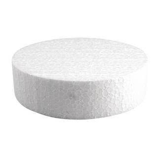 Disque en polystyrene<br />ø 15x4 cm