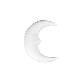 Lune en polystyrene<br />23 cm