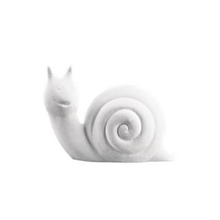 Escargot en polystyrene<br />10,5 cm