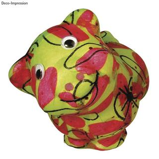 Cochon en polystyrene<br />15x11 cm