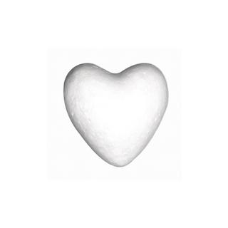 Coeur en polystyrene<br />3 cm sct,-LS 6 pces