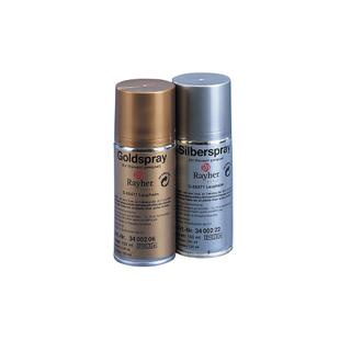 Deco-spray, convient au polystyrene argent<br />flacon de 150 ml, sans CFC