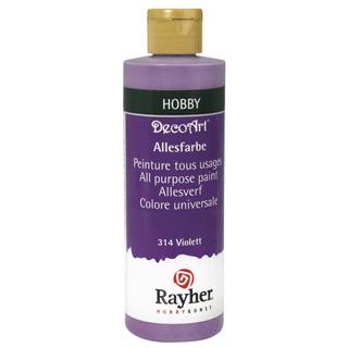 Peinture tous usages 235 ml<br />violet