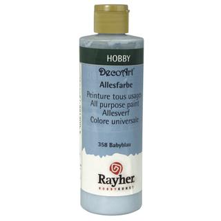 Peinture tous usages 235 ml<br />bleu layette