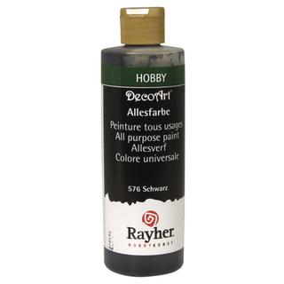 Peinture tous usages 235 ml<br />noir