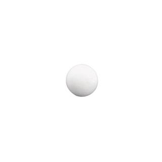 Boules en ouate. blanches<br />30 mm ø. sct.-LS 15 pces
