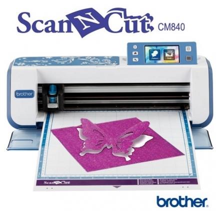BROTHER MACHINE kit accessoires inclus<br /> CM840 avec kit complet