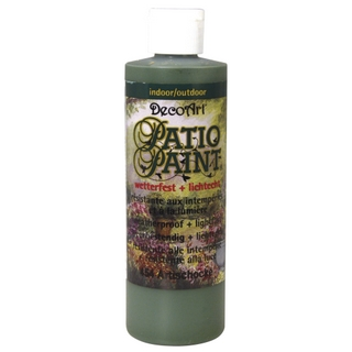 Acrylique Patio Paint 236 ml<br />artichaut
