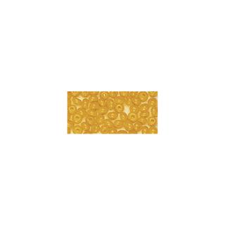 Rocailles. 2 mm ø. opaques<br />jaune