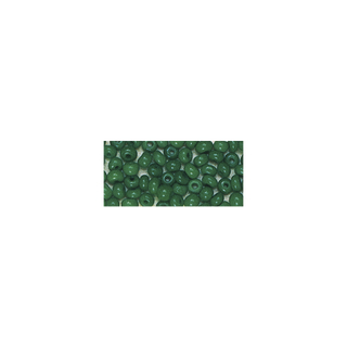 Rocailles. 2 mm ø. opaques<br />vert