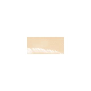 Boutons bijoux nacres, Fleur 15 mm &oslash;, 1 trou, bo&icirc;te 22 pces<br />orange