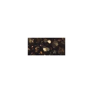 Perle facettee en verre, 4 mm ø irisée<br />praliné
