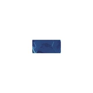 Pierres strass en plastique, 6 mm ø, boîte 50 pces<br />saphir