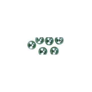 Perles en cire, 3mm ø<br />vert clair,