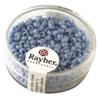Rocailles, porcelaines, 2,6 mm ø<br />bleu clair