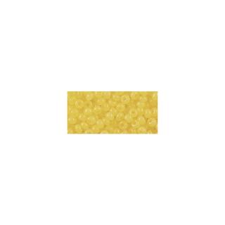 Rocailles, 2,6 mm ø, albâtres<br />jaune