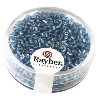 Chevilles en verre av,garniture d'argent 2x2 mm<br />turquoise