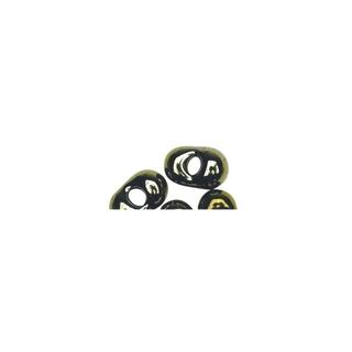 Rocailles papillon, 2x4 mm<br />cuivre