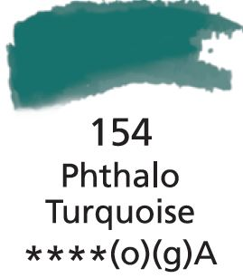 Aquarelles Extra-Fines Artist's<br />Phthalo Turquoise (B)