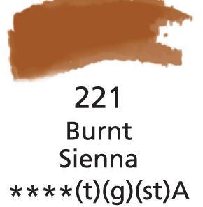 Aquarelles Extra-Fines Artist's<br />Burnt Sienna (A)