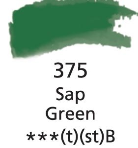 Aquarelles Extra-Fines Artist's<br />Sap Green (B)