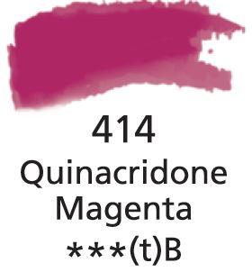 Aquarelles Extra-Fines Artist's<br />Quinacridone Magenta (B)