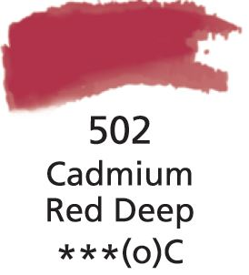 Aquarelles Extra-Fines Artist's<br />Cadmium Red Deep (C)
