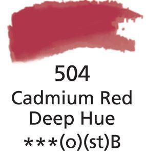 Aquarelles Extra-Fines Artist's<br />Cadmium Red Deep (Imit) (B)