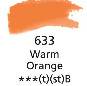 Aquarelles Extra-Fines Artist's<br />Warm Orange (B)