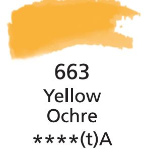 Aquarelles Extra-Fines Artist's<br />Yellow Ochre (A)