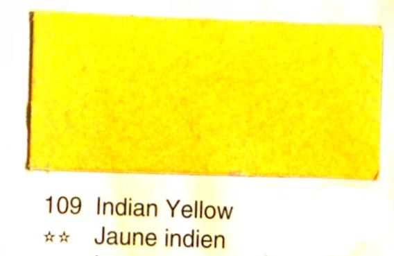 Aquarelle Espanoleto extra-fine tube 8 ml<br />JAUNE INDIEN