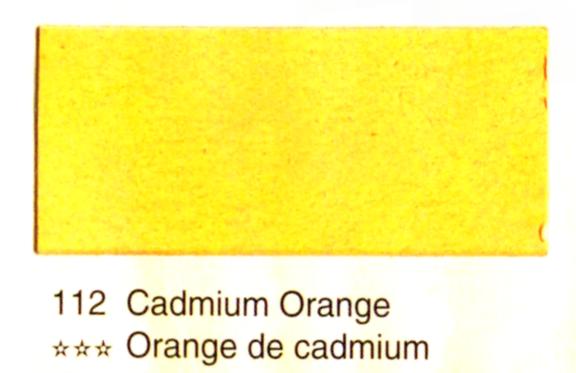 Aquarelle Espanoleto extra-fine tube 8 ml<br />ORANGE DE CADMIUM CLAIR