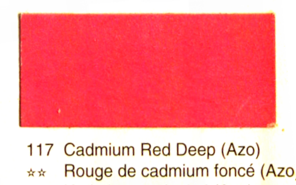 Aquarelle Espanoleto extra-fine tube 8 ml<br />ROUGE FONCE