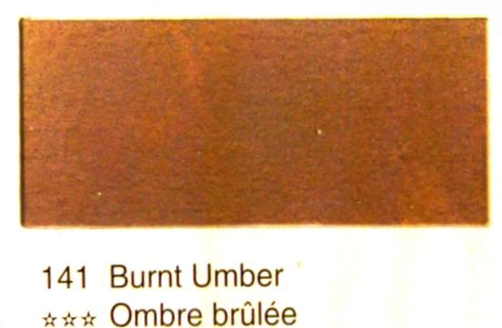 Aquarelle Espanoleto extra-fine tube 8 ml<br />OMBRE BRULEE
