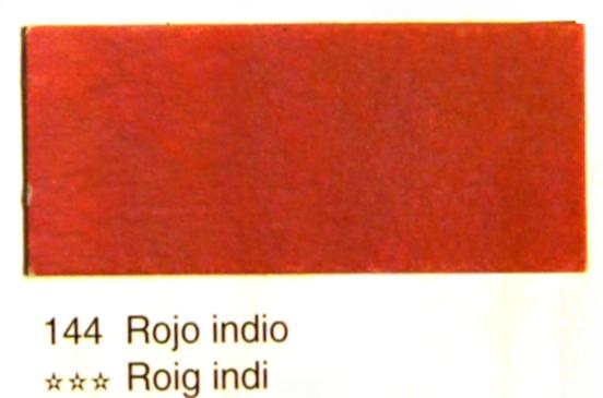Aquarelle Espanoleto extra-fine tube 8 ml<br />ROUGE INDIEN