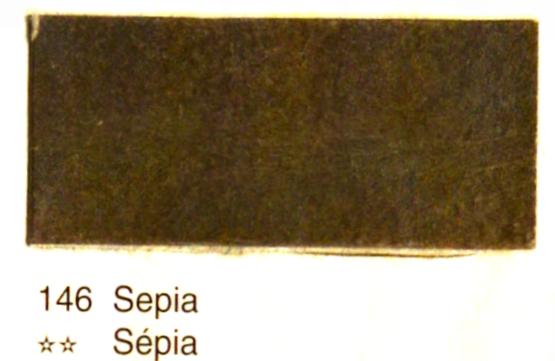 Aquarelle Espanoleto extra-fine tube 8 ml<br />SEPIA