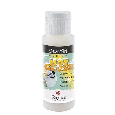 Hot Gloss Medium a repasser<br />flacon 59 ml
