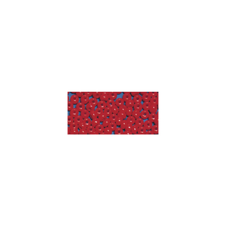 Perles indiennes. 4.5 mm ø rouge