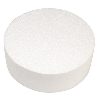 Disque en polystyrene ø 20 cm, 7 cm
