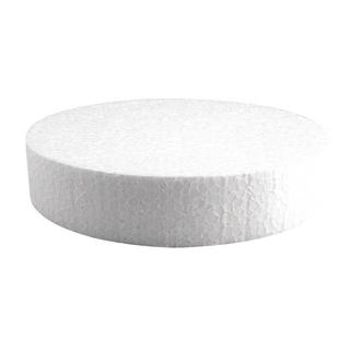 Disque en polystyrene ø 20x4 cm