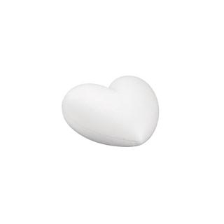 Coeur en polystyrene, 2 parties 15 cm