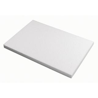 Plaque en polystyrene 20x30x2 cm