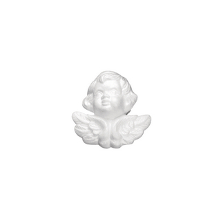 Ange en polystyrene 12 cm