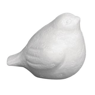 Oiseau en polystyrene 7,5 cm