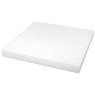 Plaque en polystyrene 40x40x4cm